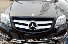 Best priced black 2014 Mercedes-Benz GLK-Class at mileage 20,000 in Lagos