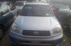 Best priced grey 2003 Toyota RAV4 suv automatic in Lagos