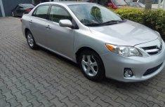 2011 Toyota Corolla automatic for sale