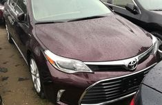 Sell red 2013 Toyota Avalon automatic at price ₦7,000,000