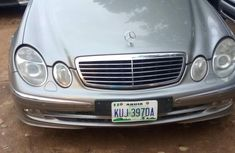 Sell well kept 2008 Mercedes-Benz E320 at mileage 126,838 in Abuja