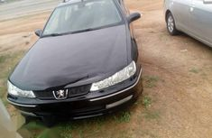 Sell black 2004 Peugeot 406 automatic in Abuja at cheap price
