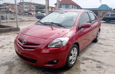 Selling 2008 Toyota Yaris in good condition at mileage 89,000