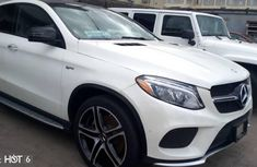 Sell used 2017 Mercedes-Benz GLE at price ₦48,000,000 in Lagos