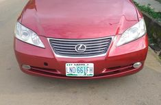 Sell red 2009 Lexus ES automatic at mileage 60,263 in Oyo