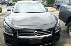 Sell black 2014 Nissan Maxima automatic