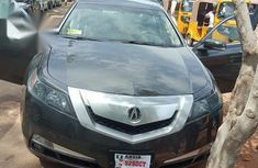 Sell well kept grey/silver 2009 Acura TL sedan in Abuja