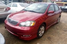 Very sharp neat used 2005 Toyota Corolla automatic for sale in Lagos