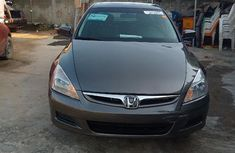 Need to sell used 2007 Honda Accord at cheap price