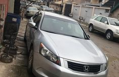 2009 Honda Accord(Toks Standard/First Body And Accident Free)