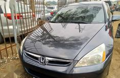 Well maintained 2007 Honda Accord for sale at price ₦1,600,000 in Lagos