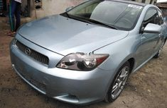 Clean grey/silver 2006 Toyota Scion automatic car at attractive price