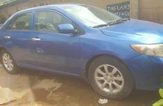 Selling 2009 Toyota Corolla in good condition at price ₦1,600,000