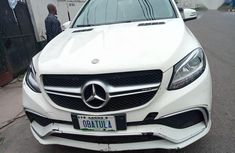 Well maintained 2016 Mercedes-Benz GLE automatic for sale