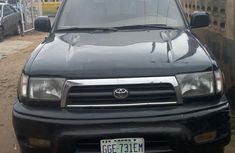 Sell black 2000 Toyota 4-Runner automatic at price ₦620,000