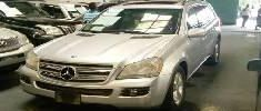 Best priced used 2008 Mercedes-Benz GL-Class automatic
