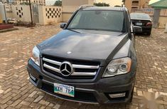 Grey/silver 2011 Mercedes-Benz GLK-Class suv / crossover automatic car at attractive price