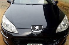 Well maintained 2010 Peugeot 407 sedan automatic for sale in Port Harcourt
