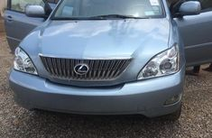 Need to sell cheap used blue 2007 Lexus RX suv