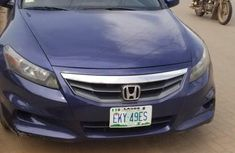 Honda Accord 2.4 2007 Blue color for sale