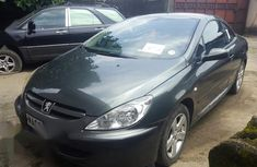 Grey/silver 2006 Peugeot 307 car at attractive price in Port Harcourt