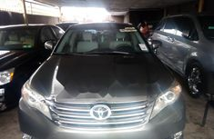 Clean and neat 2012 Toyota Avalon at mileage 0 for sale