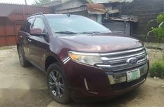 Selling 2012 Ford Edge automatic at mileage 110,000 in Port Harcourt