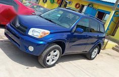 Selling 2005 Toyota RAV4 automatic in good condition