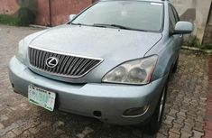 Sell used blue 2005 Lexus RX automatic at price ₦1,450,000