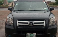 Need to sell high quality black 2008 Honda Pilot at price ₦1,520,000 in Lagos