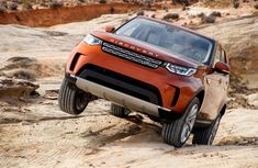 8 SUVs that are perfect for rough terrain (from cheapest to most expensive)