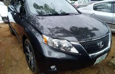 Need to sell cheap used grey/silver 2012 Lexus RX automatic