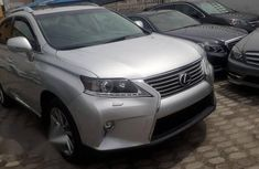 Very sharp neat used 2015 Lexus RX automatic for sale in Lagos