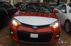 Best priced used 2015 Toyota Corolla in Abuja