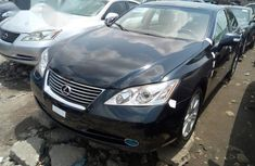 Need to sell cheap used 2009 Lexus ES sedan in Lagos