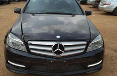 Used 2012 Mercedes-Benz C300 for sale at price ₦5,500,000 in Ikeja