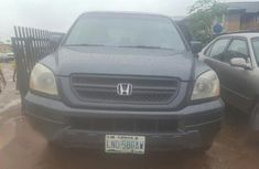Well maintained green 2005 Honda Pilot automatic for sale