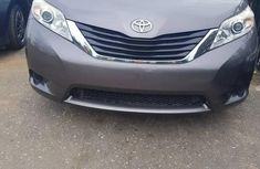 Need to sell cheap used 2012 Toyota Sienna at mileage 55,779 in Ikeja