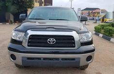 Toyota Tundra 2008 Black color for sale