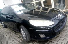 Very clean 2002 Peugeot 407 for sale at price ₦600,000