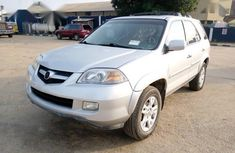 2005 Acura MDX automatic for sale at price ₦1,700,000