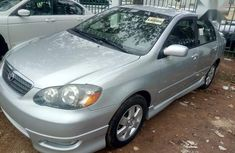 Well maintained 2006 Toyota Corolla for sale at price ₦2,400,000