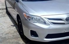 Very sharp neat grey 2011 Toyota Corolla automatic for sale