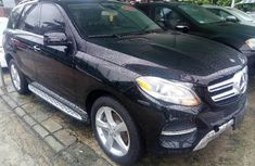 Sell neatly used 2016 Mercedes-Benz GLE at mileage 0