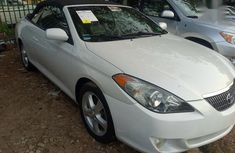 Well maintained 2006 Toyota Solara at mileage 85,263 for sale in Abuja