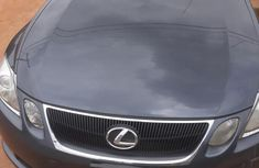 Sell blue 2006 Lexus GS automatic at price ₦2,500,000 in Lagos