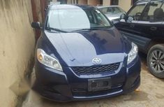 Sparkling 2010 Toyota Matrix automatic in good condition at price ₦2,800,000