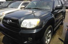 Need to sell high quality black 2008 Toyota 4-Runner at price ₦4,000,000 in Lagos