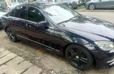 Well maintained 2010 Mercedes-Benz C300 for sale in Abuja