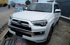 Need to sell high quality 2018 Toyota 4-Runner suv automatic at price ₦18,000,000